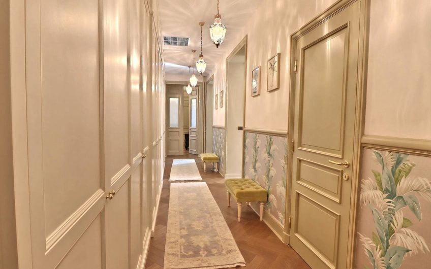 Appartement bourgeois – Cannes