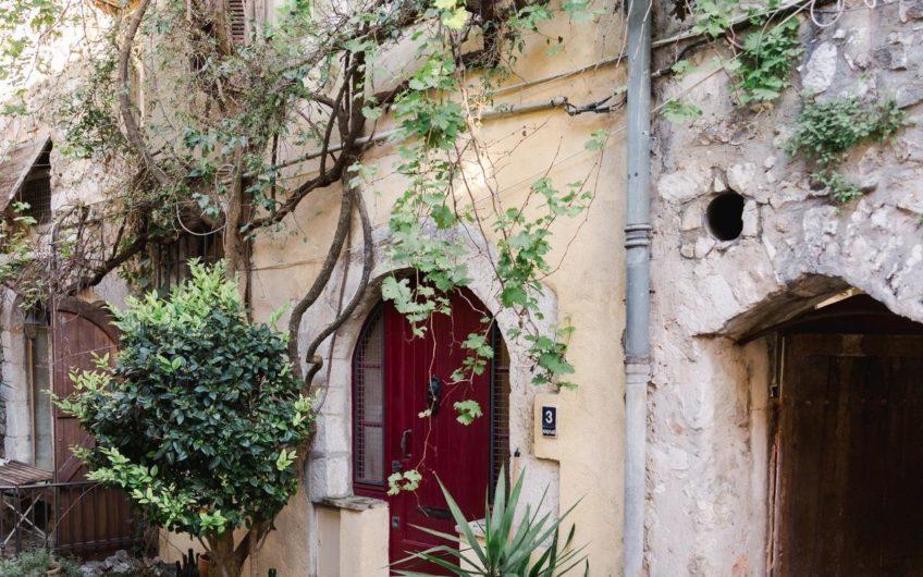 Maison de village – St Paul de Vence