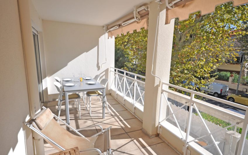 Apartment with terace – Basse Californie Cannes