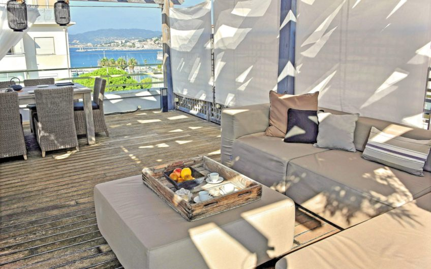 Penthouse – Cannes Palm Beach