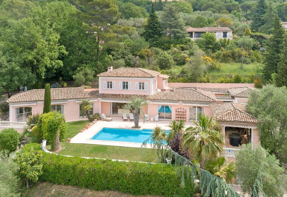 Maison d architecte avec piscine Mouans Sartoux 3054021