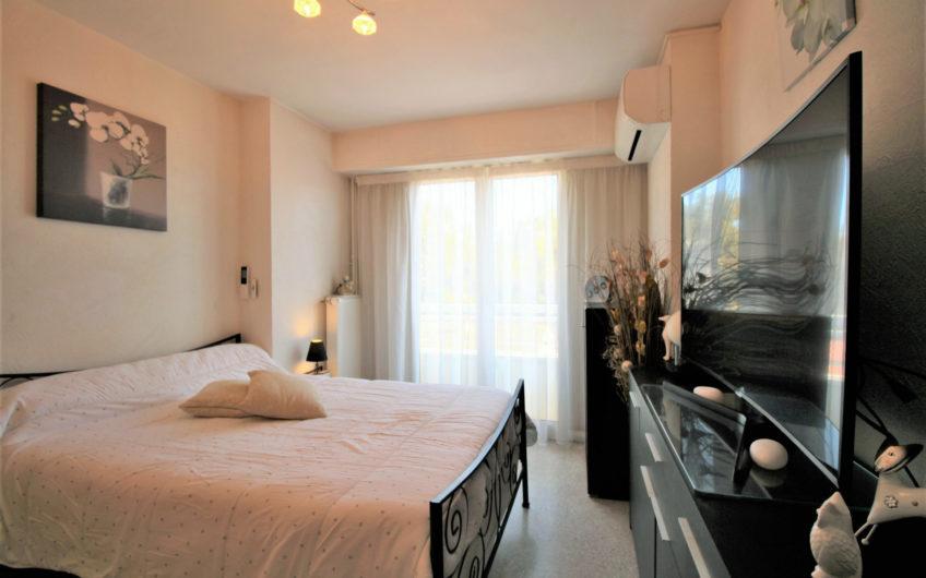 Appartement 1 chambre avec terrasse – Cannes