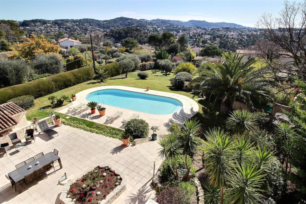 villa for sale in south of france