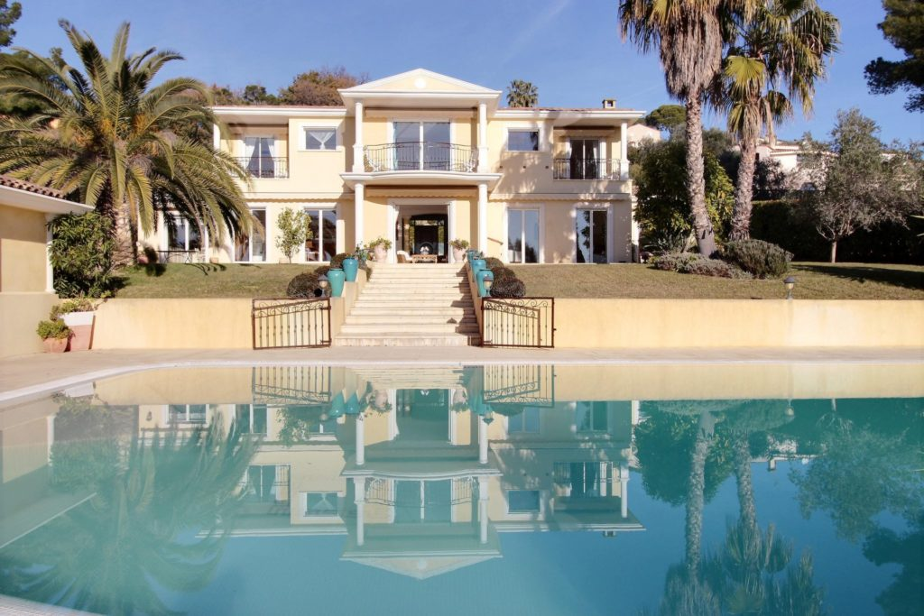 luxury villa for sale in south france