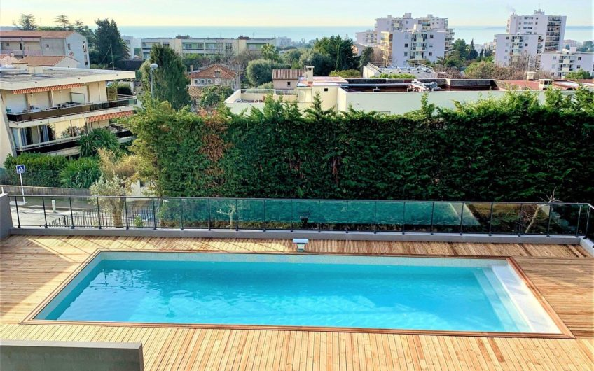 2 – room apartment – Antibes Saint Jean