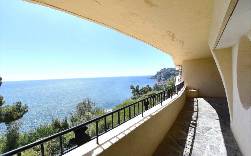 Magnifique appartement 2/3 pièces avec vue mer – Théoule-sur-mer