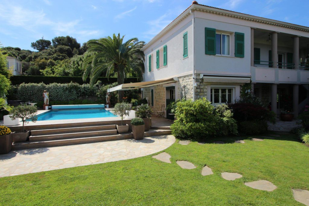 villa for sale in south france eze