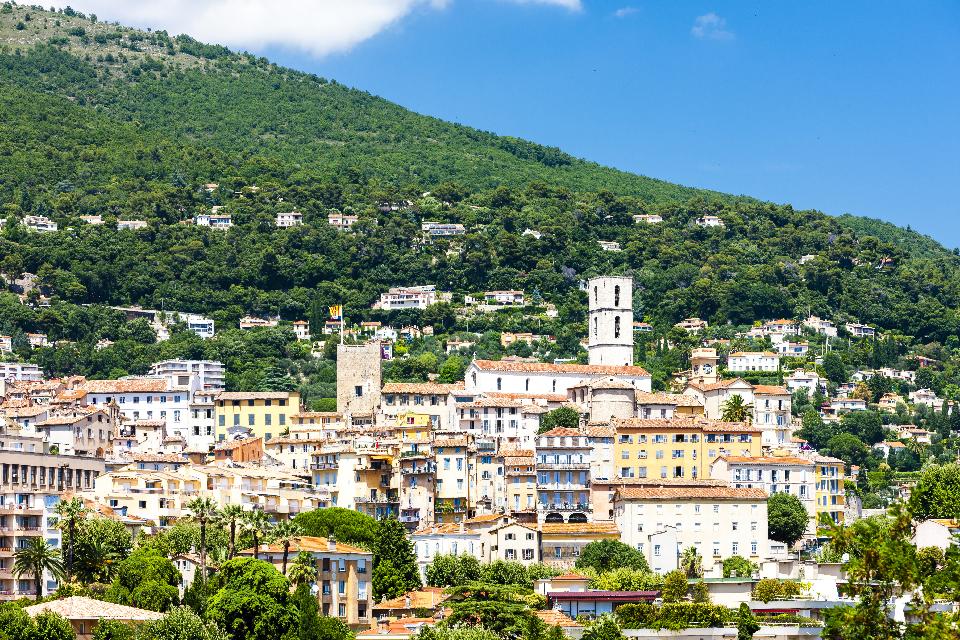 Grasse i Provence