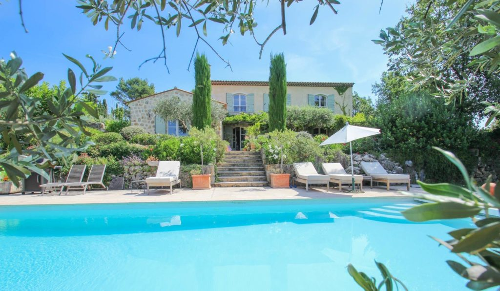 provencal house property in southern france