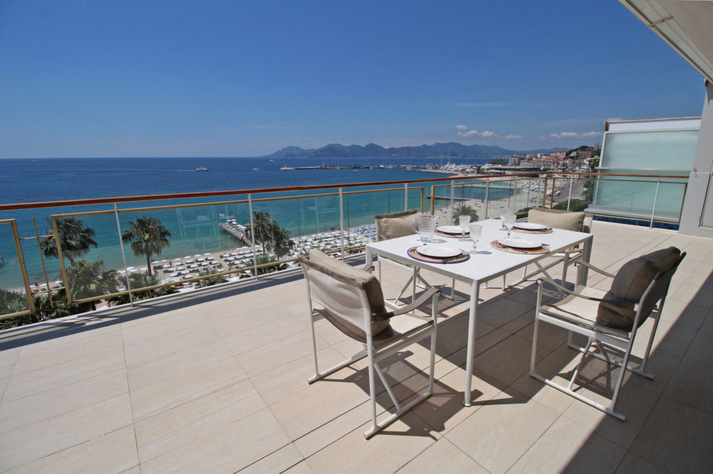 luxury apartment property for sale in cannes