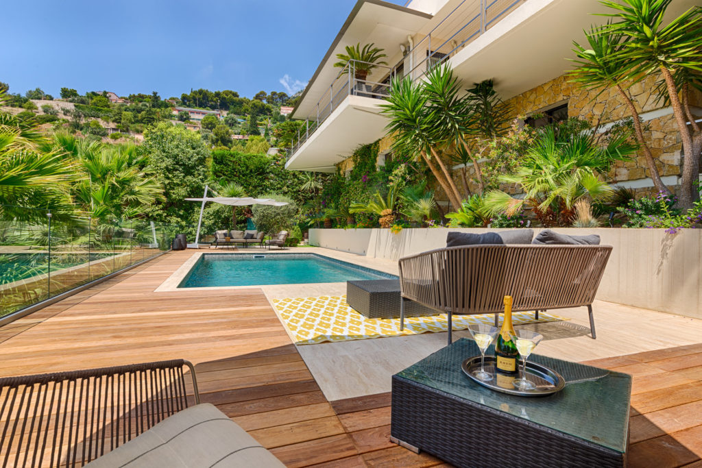 south of france luxury villa with private pool