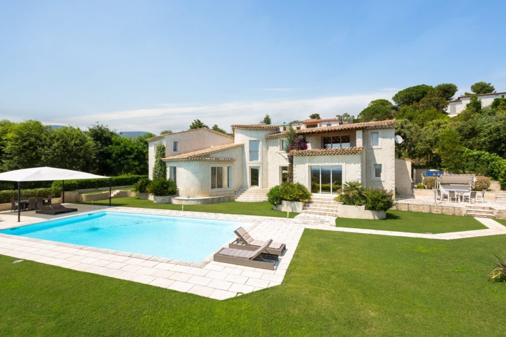 holiday villa for sale in south france
