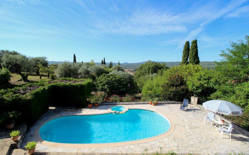 Villa à deux pas du village – Fayence