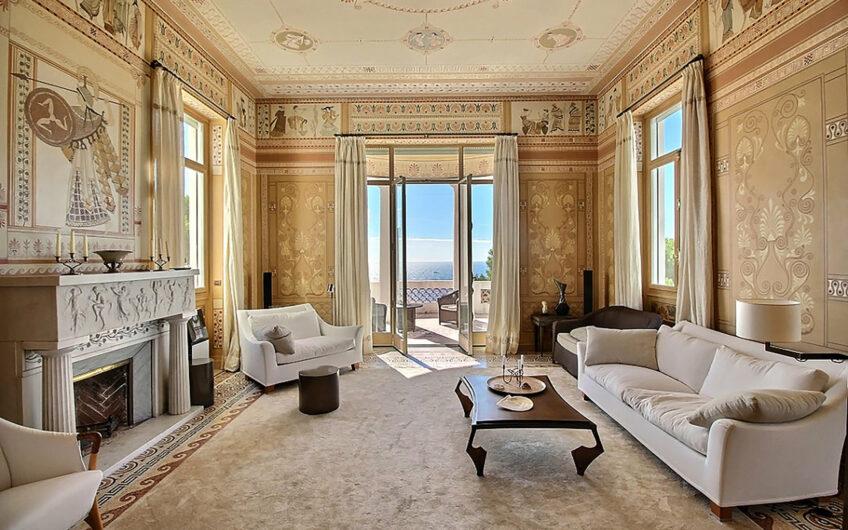 Superbe appartement Belle Époque – Cap-d'Ail
