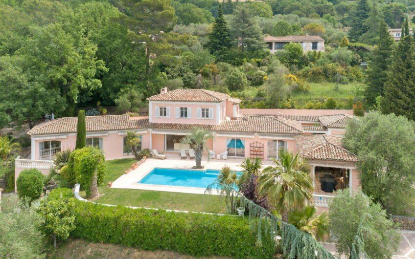 Maison d'architecte avec piscine – Mouans Sartoux