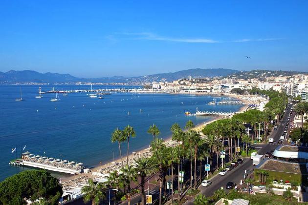 Hotel exceptionnel – Côte d'Azur