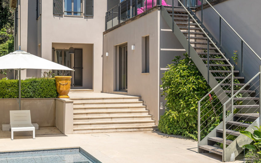 Contemporary fully renovated villa – Cap d'Antibes