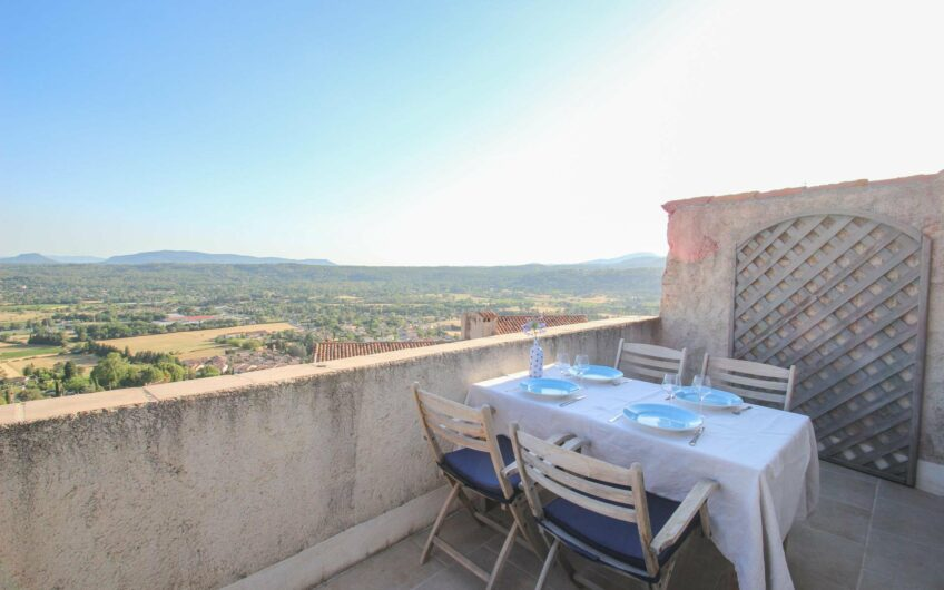 Appartement avec vue panoramique – Fayence