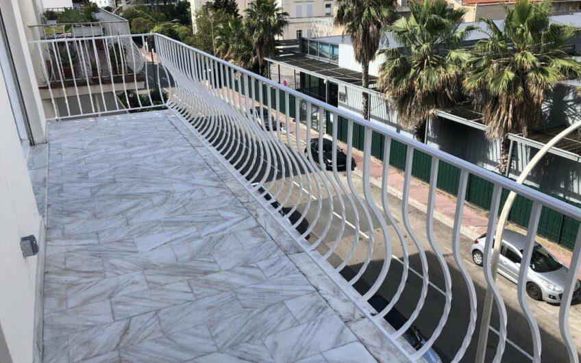 Appartement 3 pièces avec terrasse – Cannes Basse Californie