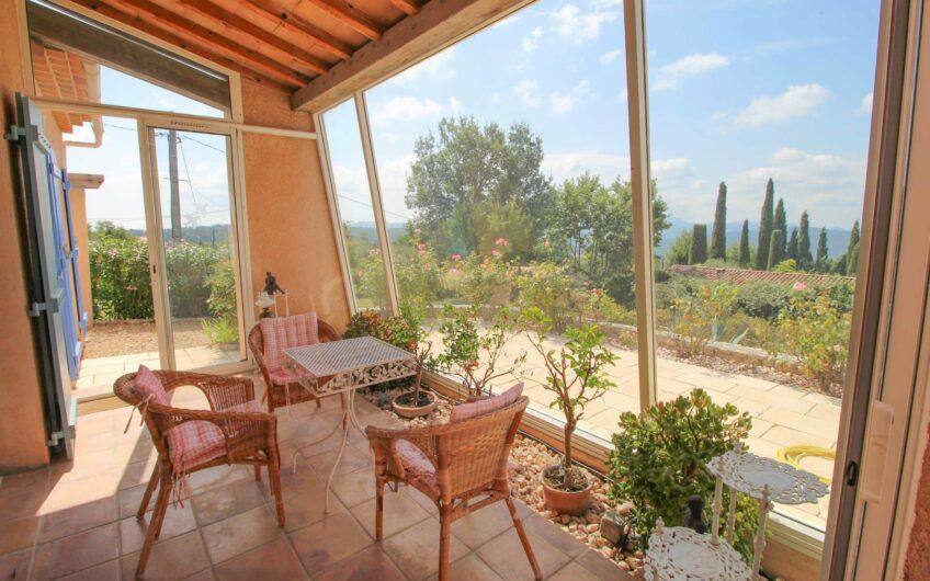 Villa avec vue panoramique – Montauroux