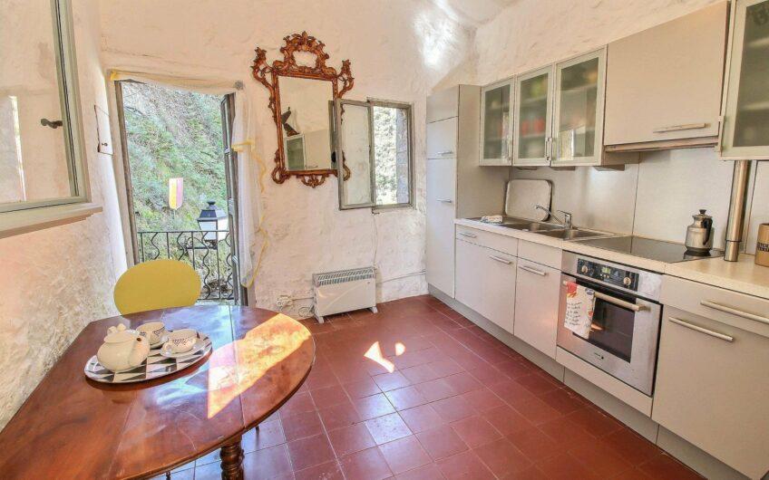 Charmante maison de village au calme – Roquebrune Village