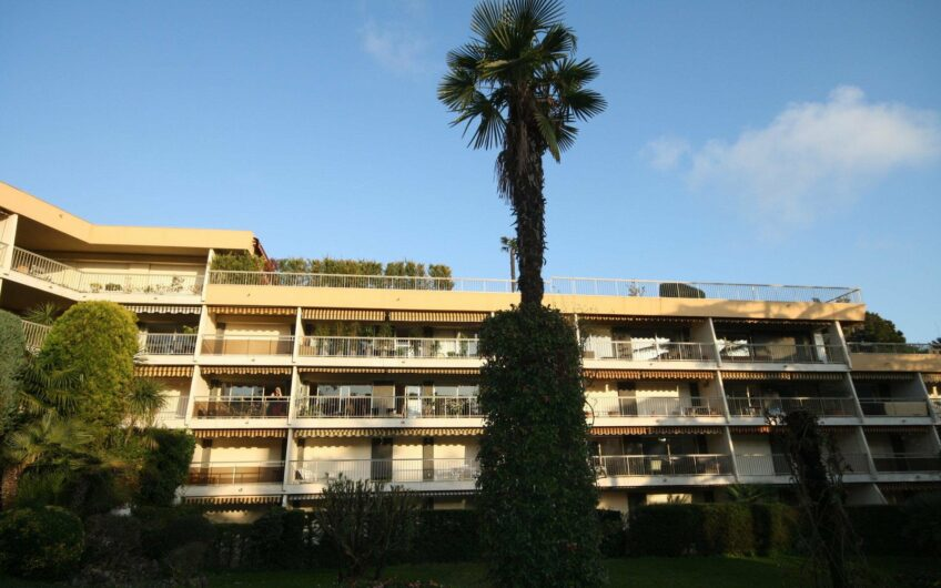 Beau 3P au cœur d'un parc arboré – Cannes Oxford