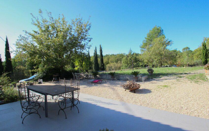 Villa en pierre contemporaine – Fayence