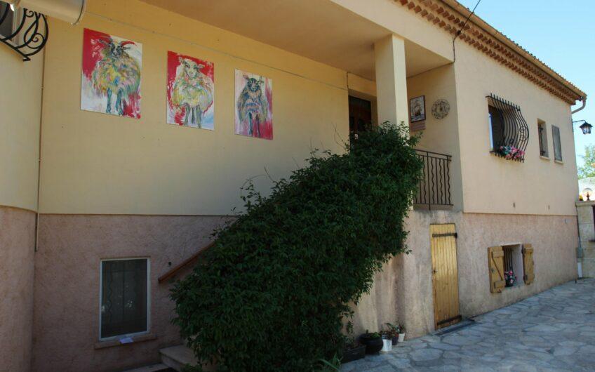 Villa avec vue panoramique – Fayence