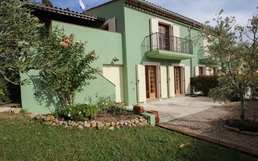 Villa atypique – Fayence