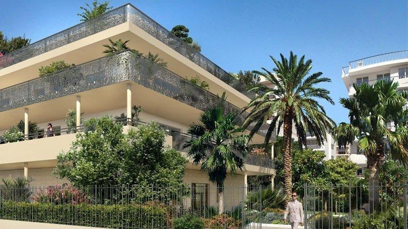 Programme neuf – Cannes Palm Beach