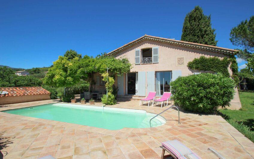 Villa provençale avec vue – Fayence