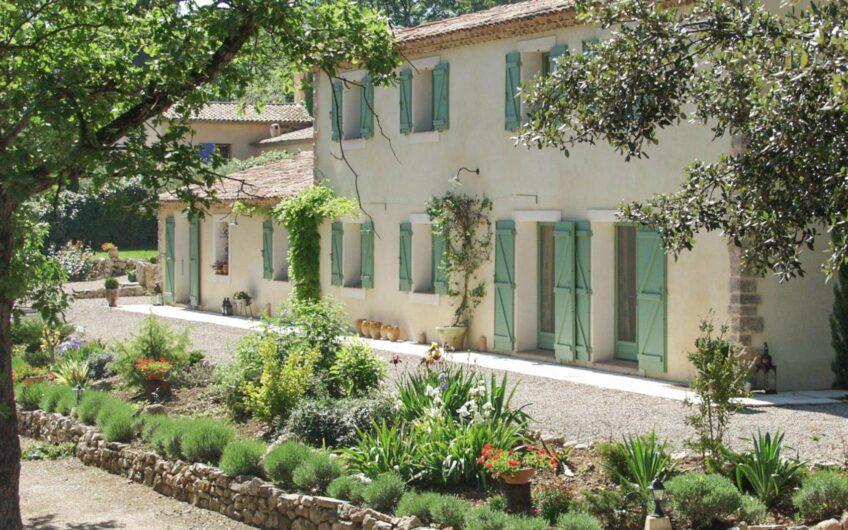 Belle propriété Provençale – Seillans