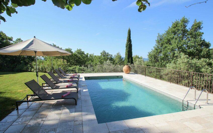 Villa moderne avec piscine – Seillans
