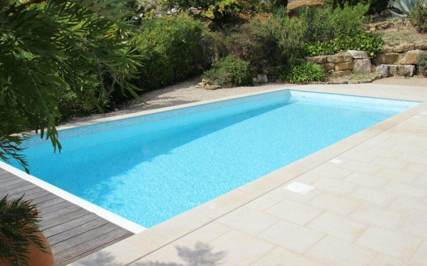 Villa avec vue panoramique – Seillans