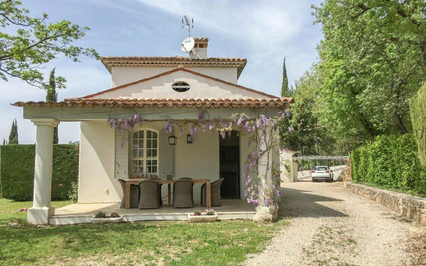 Villa avec appartement – Tourrettes