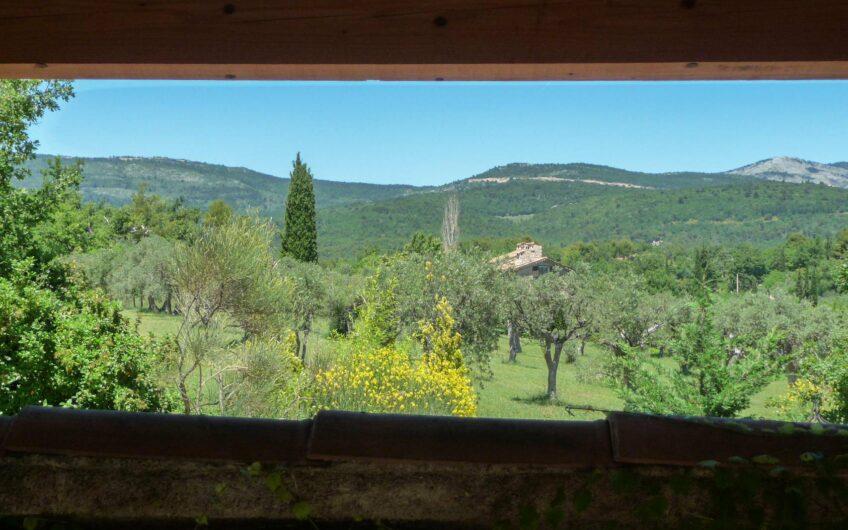 Villa provençale au calme – Tourrettes