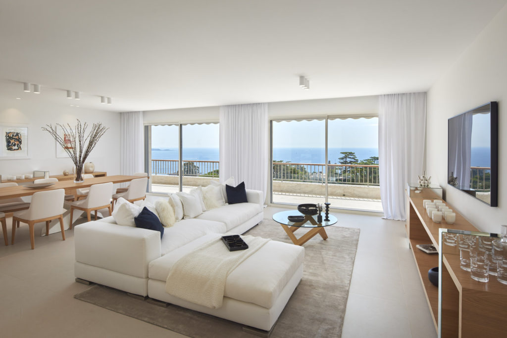 Magnificent luxury apartment in cannes californie luxury property