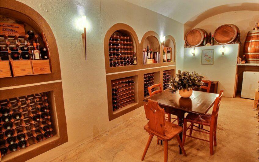 Magnifique maison historique – Pegomas
