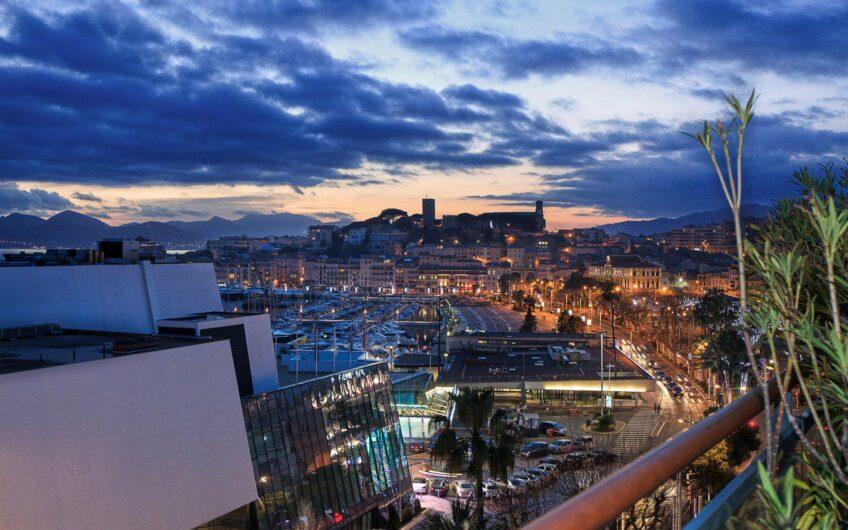 Dernier étage – Cannes Croisette