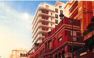 RARE : STUDIO DANS IMMEUBLE NEUF – Monaco