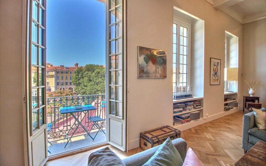 Magnifique 4P avec vue dégagée – Nice Place Garibaldi