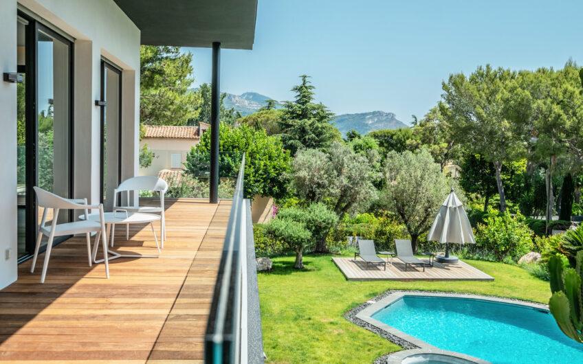 Superbe villa moderne – Saint-Jean-Cap-Ferrat