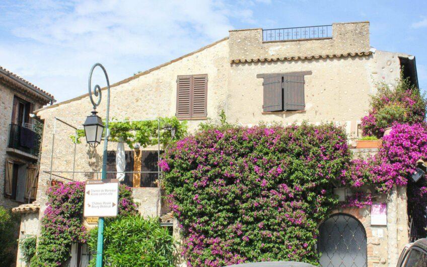 Magnifique maison,  terrasses vue mer – Cagnes-sur-Mer