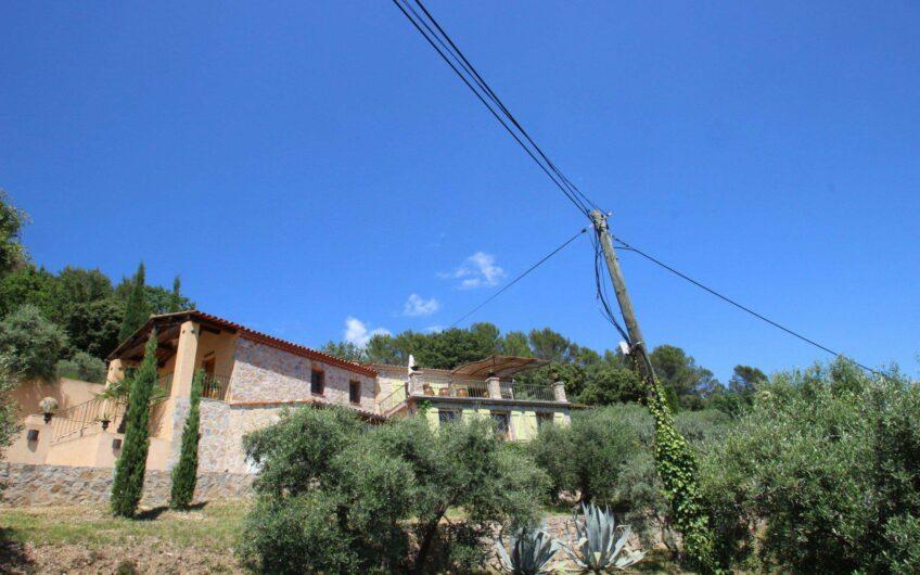 Maison provençale avec vue – Callian