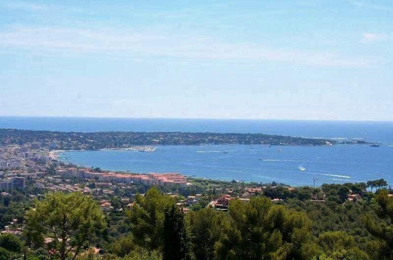 Villa avec vue mer panoramique – Vallauris