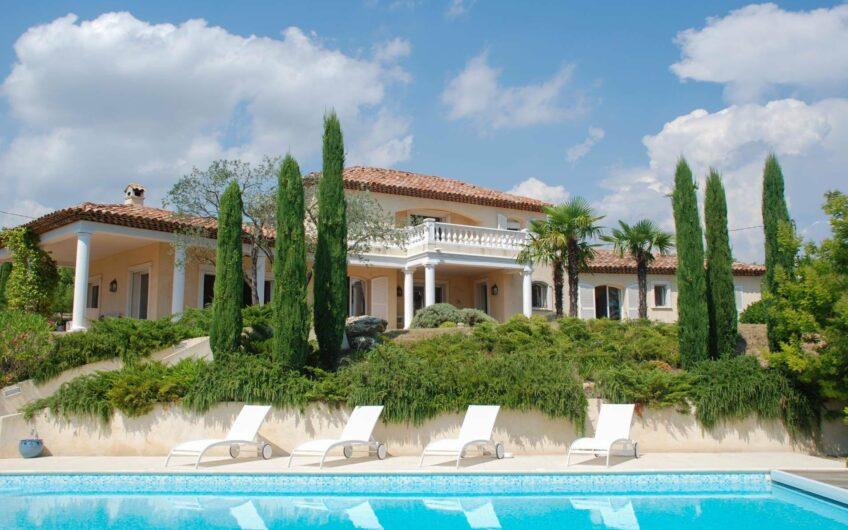 Superbe villa – Seillans