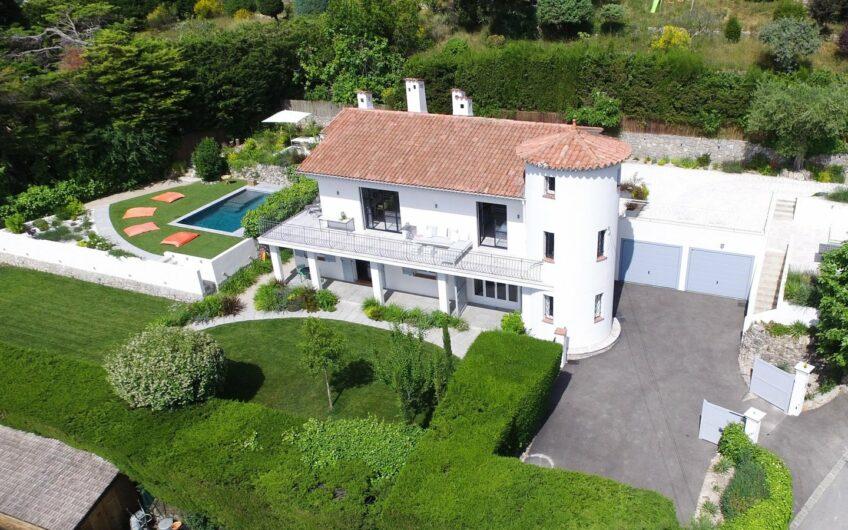 Villa avec vue – Cabris