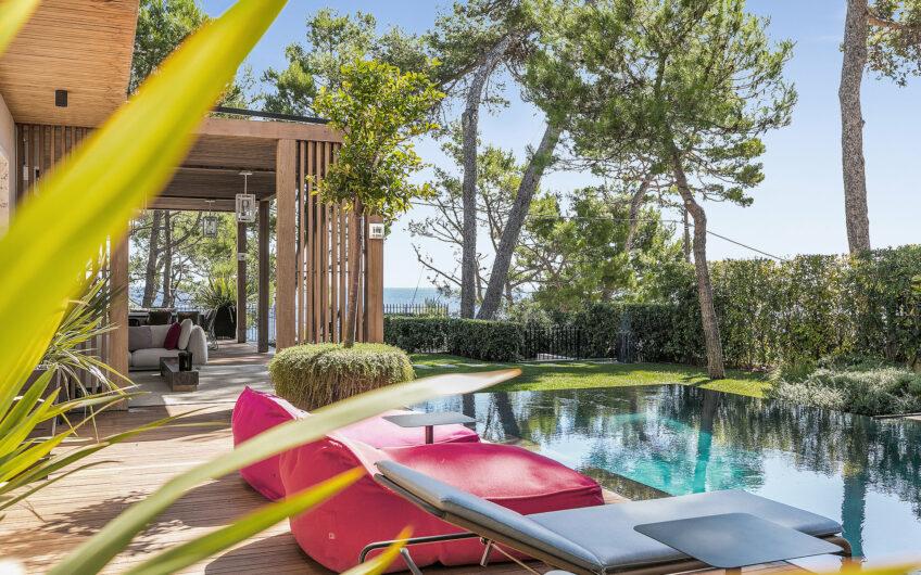 Magnifique villa avec piscine d'eau douce – Cap d'Antibes