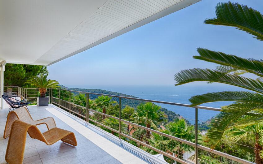 Superbe villa contemporaine – Eze