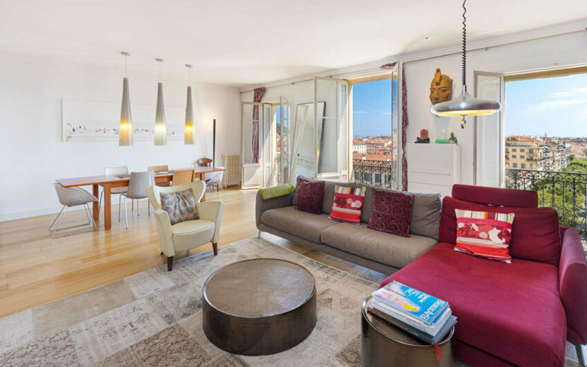 Appartement d'exception 5P – Nice Cimiez